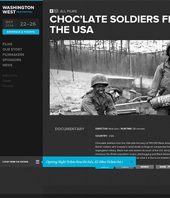 Choc'late Soldiers