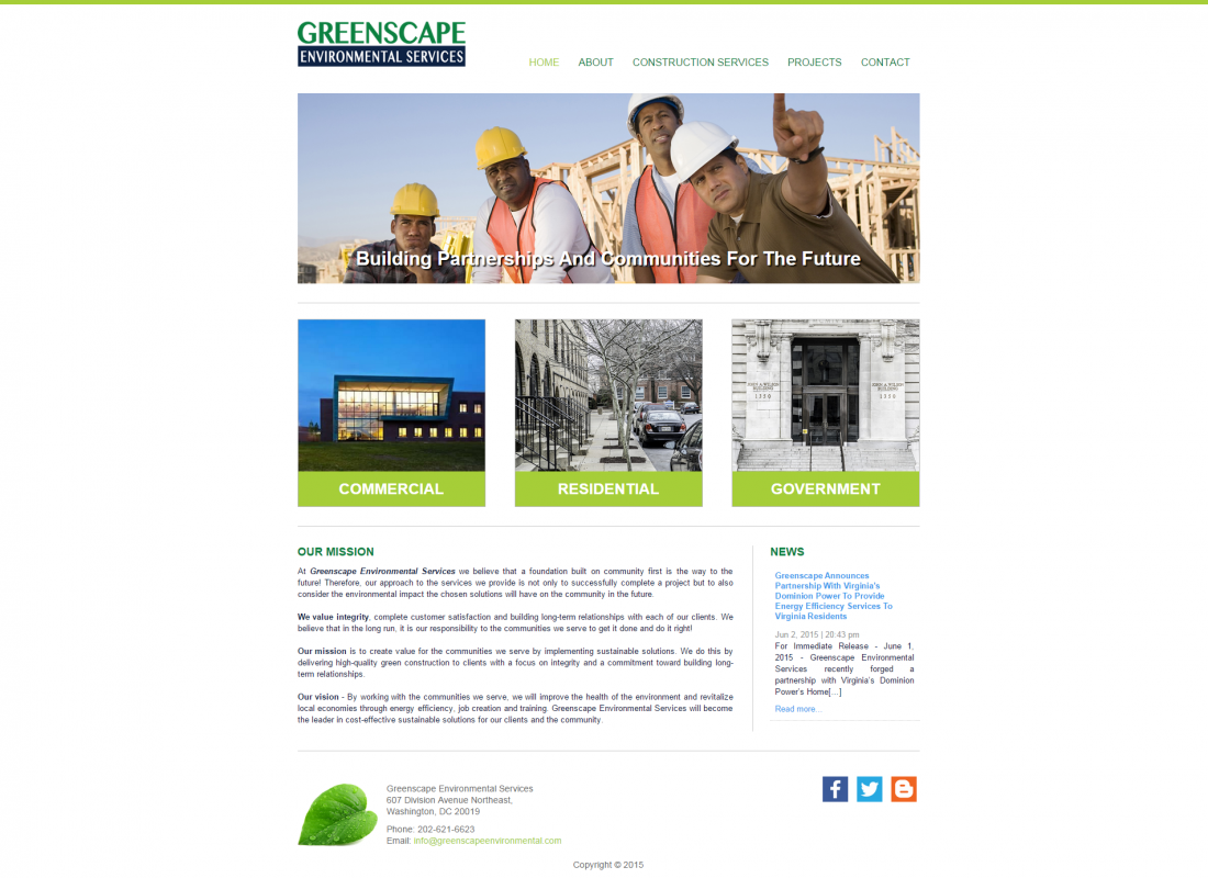 Greenscape Environmental Services