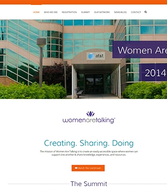 Women Are Talking Summit